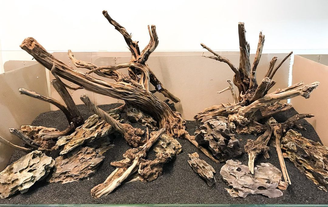 madera acuario
